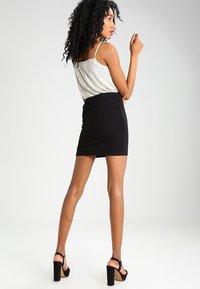Modström - TUTTI - Mini skirts  - black - 3