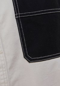 Bershka - Shirt - beige - 5
