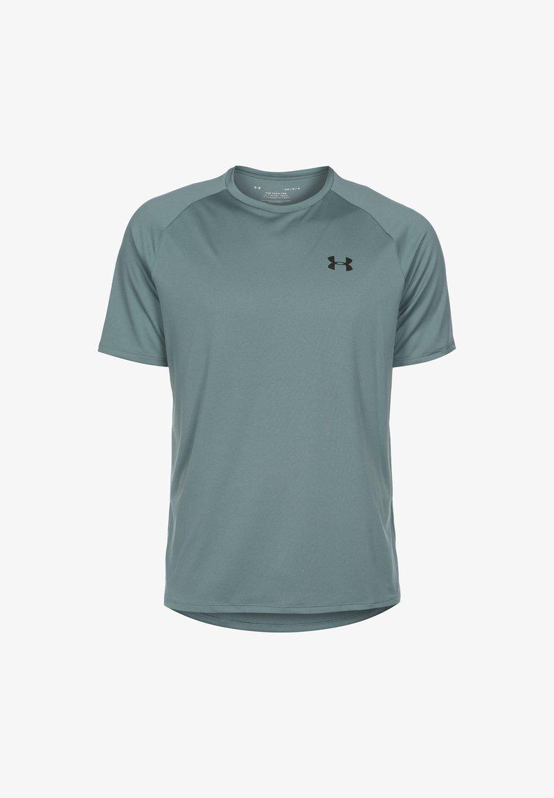 Under Armour - Sports shirt - lichen blue