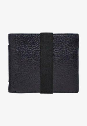 Wallet - blue-black denim