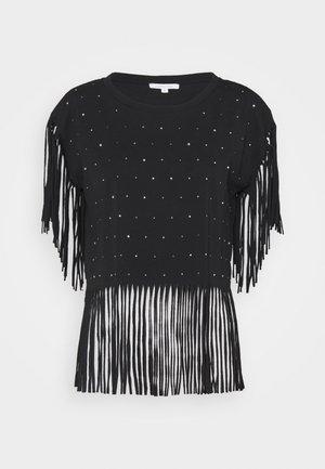 MAGLIA - T-shirts med print - nero
