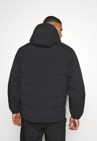 adidas Originals - HOODY UNISEX - Light jacket - black