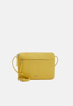 CROSSBODY BAG FAME - Across body bag - yellow