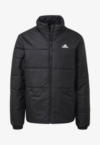 adidas Performance - 3 STRIPES INSULATED JACKET - Vinterjacka - black - 4
