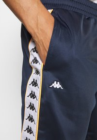 Kappa - HELGE PANT - Tracksuit bottoms - total eclipse - 4