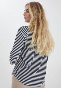 Fransa - FRPEJACQ 1 - Camiseta de manga larga - navy blazer mix - 2