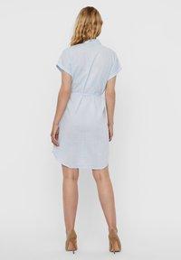Vero Moda - Shirt dress - placid blue - 2