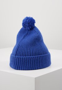 The North Face - LOGO BOX POM BEANIE UNISEX - Beanie - blue - 2