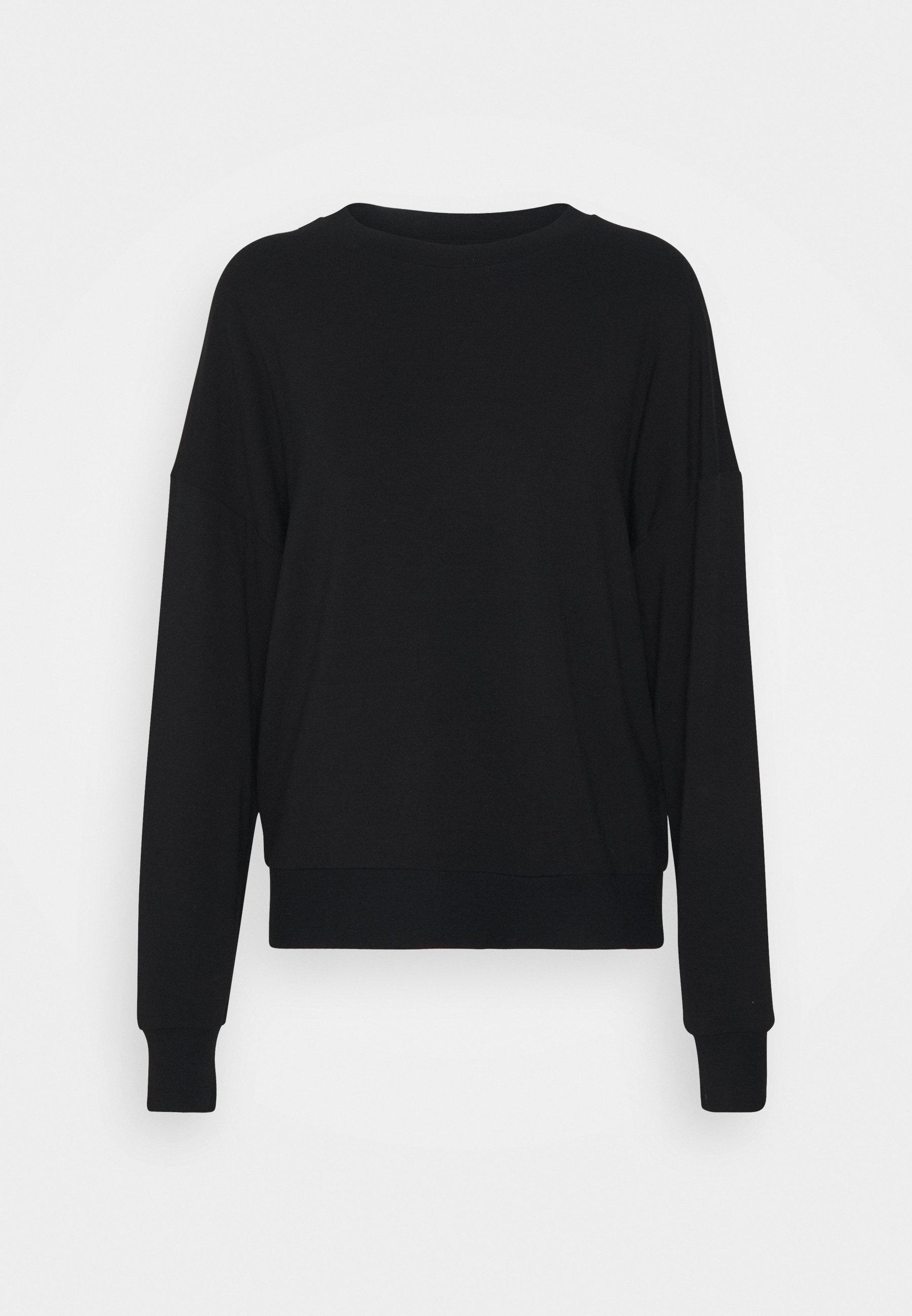 Femme CREW NECK LONG SLEEVE - Sweatshirt