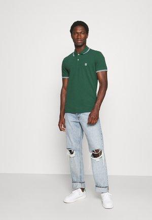SLHNEWSEASON 2 PACK - Polo shirt - trekking green/black