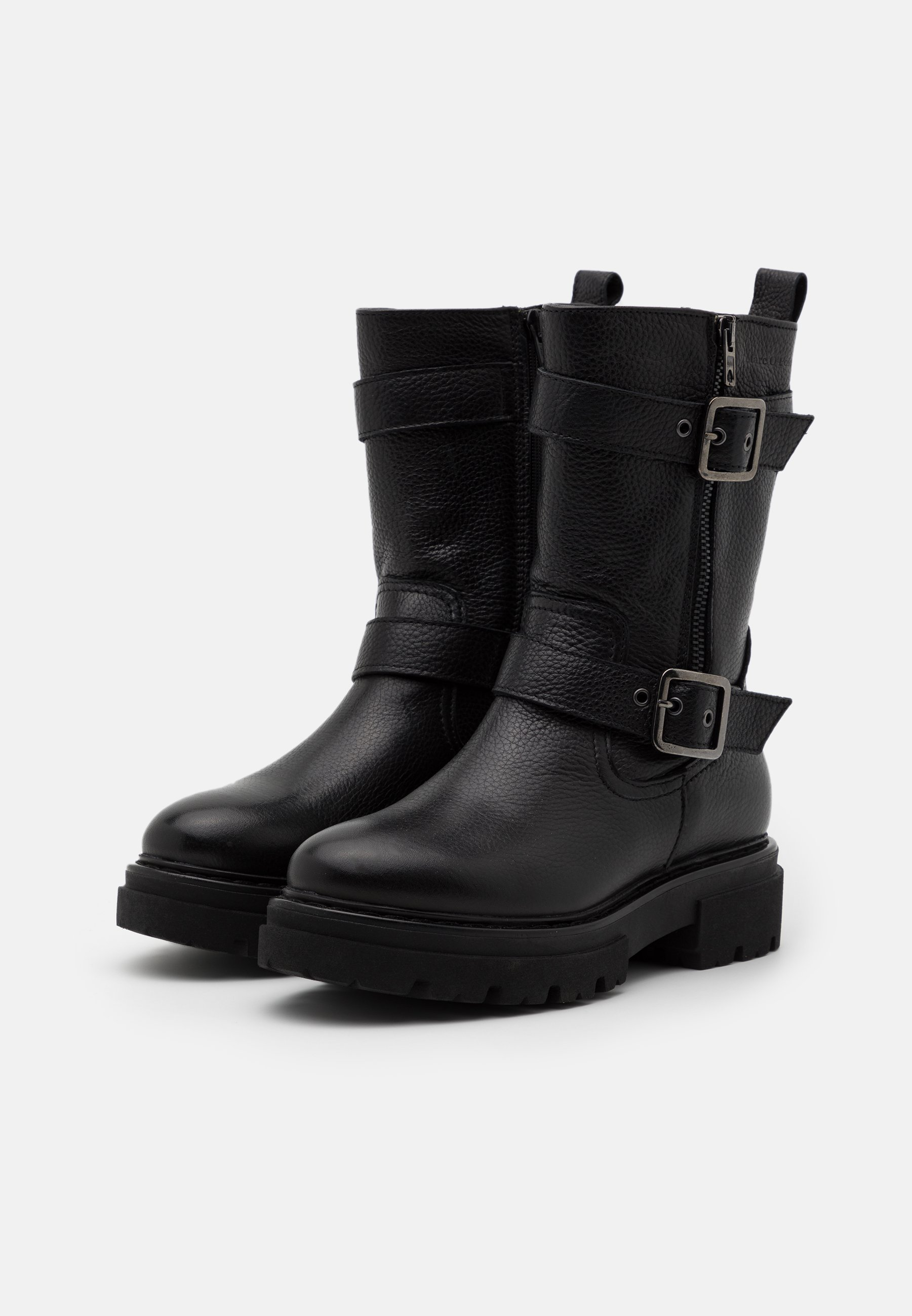 Marc O'Polo UNDER Plateaustiefel black/schwarz