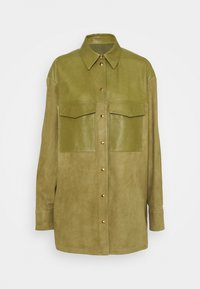 Bally - LUX SUMMER - Short coat - khaki - 5