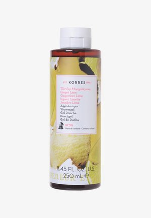 GINGER LIME SHOWERGEL - Shower gel - -