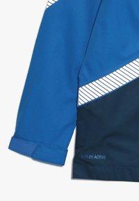 Vaude - KIDS LUMINUM JACKET - Waterproof jacket - radiate blue - 2