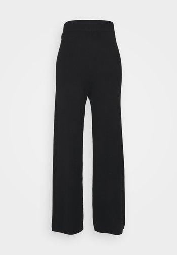 ONLLELY PANTS - Pantaloni - black