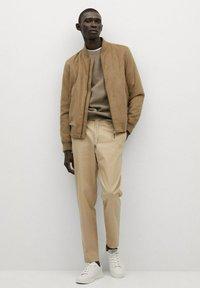 Mango - Light jacket - beige - 1