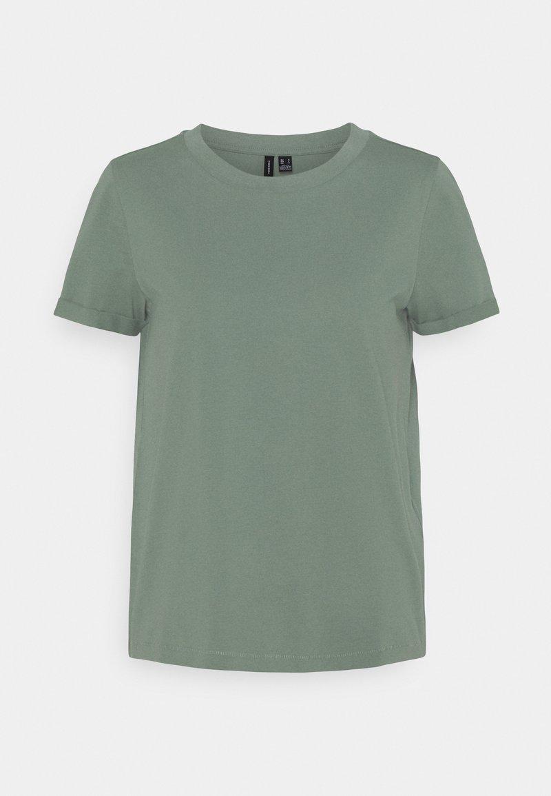 Vero Moda - PAULA  - T-shirt basic - laurel wreath
