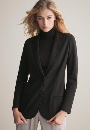 MIT REVERS - Blazer - black