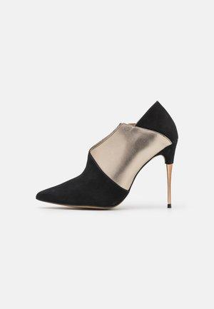 Klasické lodičky - noir/bronze