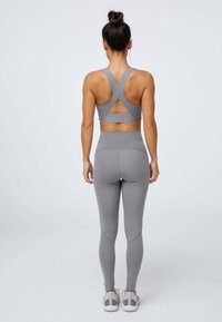 OYSHO - Sports bra - grey - 2