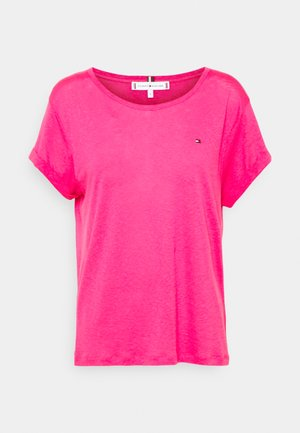 RELAXED - Print T-shirt - pink