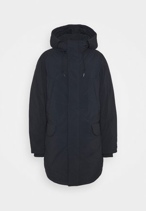 Winter coat - blue dark