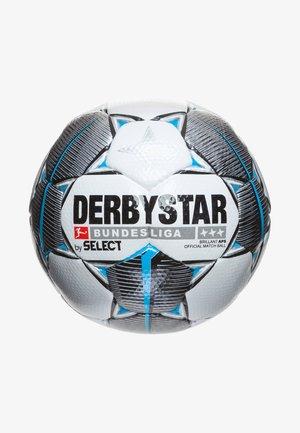 BRILLANT  - Football - white/black/petrol