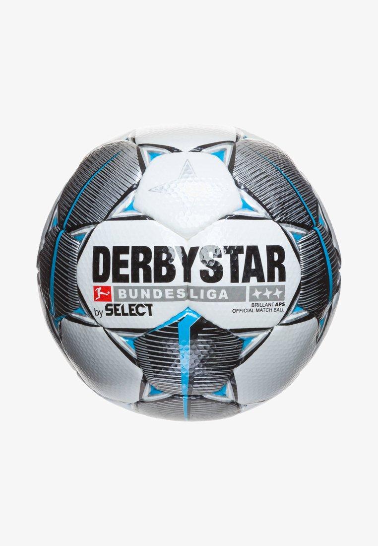 Derbystar - BRILLANT  - Football - white/black/petrol