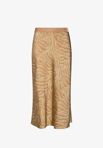 BIAS  - A-line skirt - incense