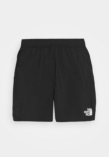 MOVMYNT SHORT - Sports shorts - black