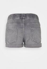 edc by Esprit - Denim shorts - grey medium wash - 1