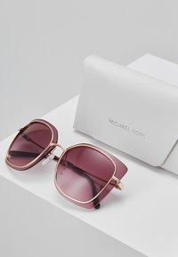Michael Kors - PHUKET - Sunglasses - shiny rose gold-coloured - 2