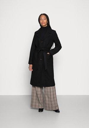 KLEO - Classic coat - black