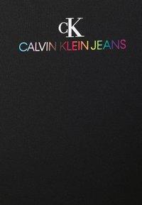 Calvin Klein Jeans - PRIDE MILANO - Top - black - 5