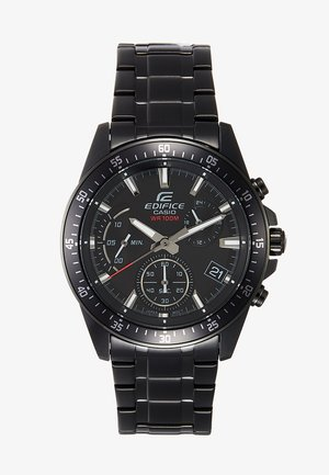 EDIFICE - Chronograph watch - black