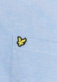 Lyle & Scott - OXFORD - Shirt - riviera blue - 2