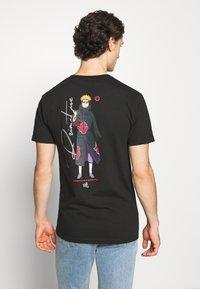 Primitive - PAIN TEE - T-shirts print - black - 0