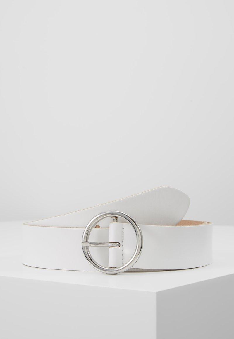 TOM TAILOR DENIM - Belt - white
