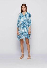 BOSS - DIFLORU - Day dress - patterned - 1