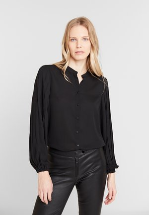 CEMRE - Button-down blouse - black