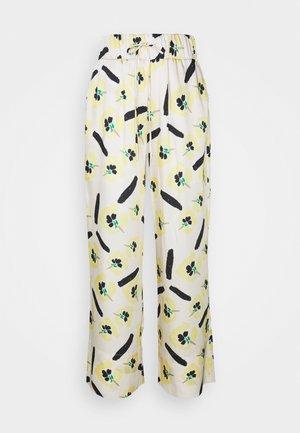 ANDI TROUSERS - Trousers - yellow