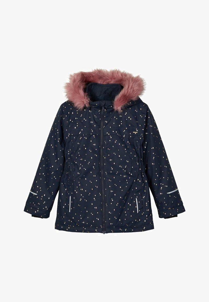 Name it - SNOW - Winter jacket - dark sapphire