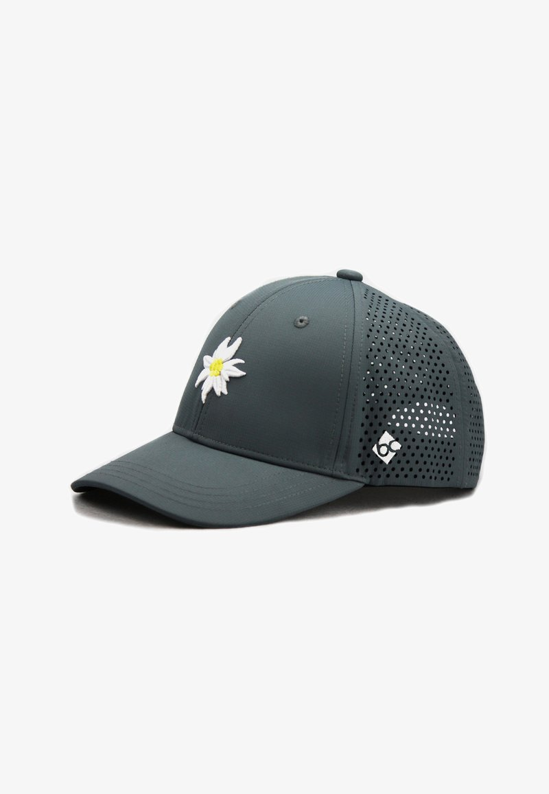 Bavarian Caps - EDELWEISS - Cap - grau