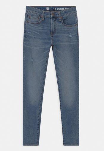 BOY  - Jeans Skinny Fit - light-blue denim