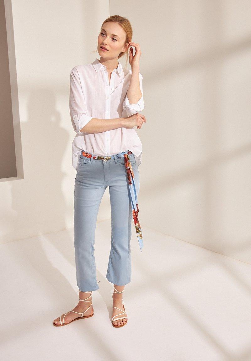 More & More - Button-down blouse - weiãŸ