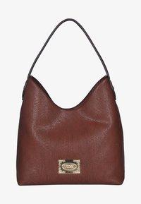 Silvio Tossi - Handbag - dunkelwhisky - 0