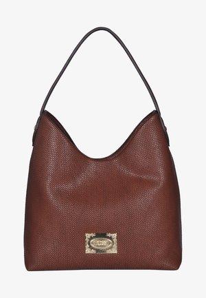 Handbag - dunkelwhisky