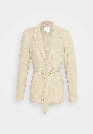 VISAFARI POCKET - Blazer - beige