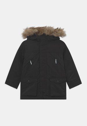 BOY WARMEST - Winter coat - true black