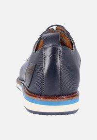 Pantofola d'Oro - FIUGGI UOMO - Sportlicher Schnürer - blue - 3